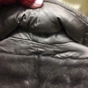 Lutetia Jackets & Coats - Vintage  |  mink caplet